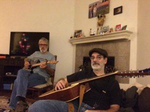 Alan and Dave